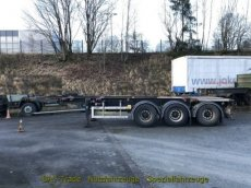 LAG 0-3-39 20/30ft ADR Container Chassis TÜV